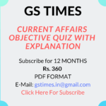 MONTHLY CURRENT AFFAIRS OBJECTIVE WITH EXPLANATION